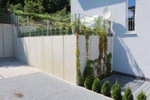 Verwendung Mauerwinkel im Außenbereich